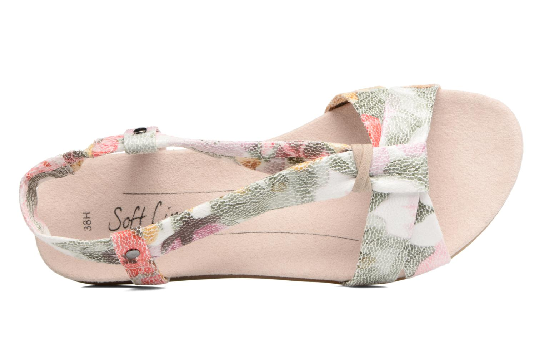 Sandalen Jana shoes Jana Multicolor links