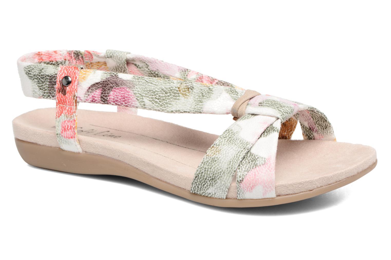 Sandalen Jana shoes Jana Multicolor detail