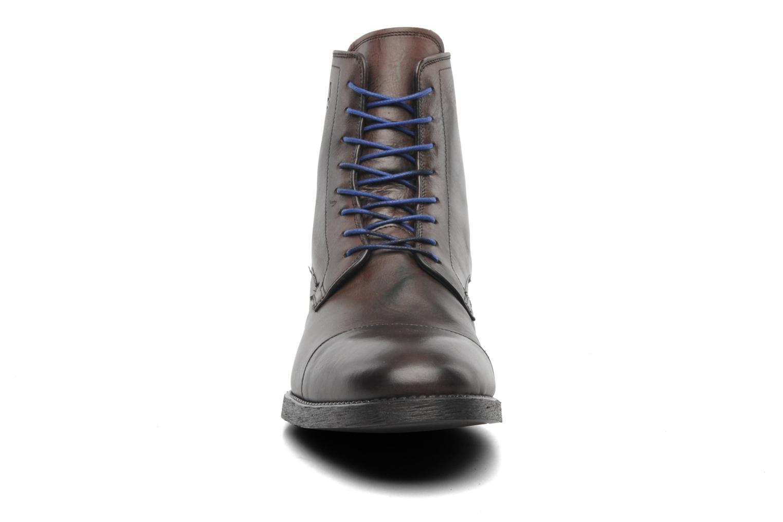 Stiefeletten & Boots Azzaro virtuose braun schuhe getragen