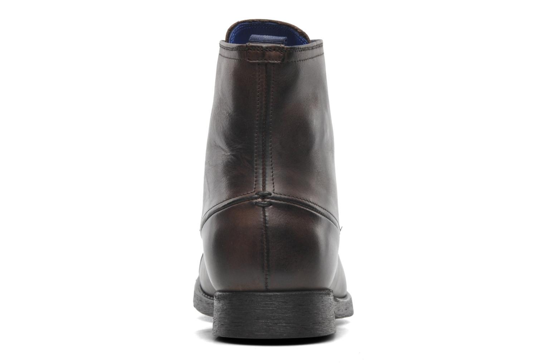 Bottines et boots Azzaro virtuose Marron vue droite