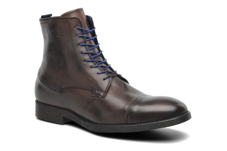 Stiefeletten & Boots Azzaro virtuose braun detaillierte ansicht/modell