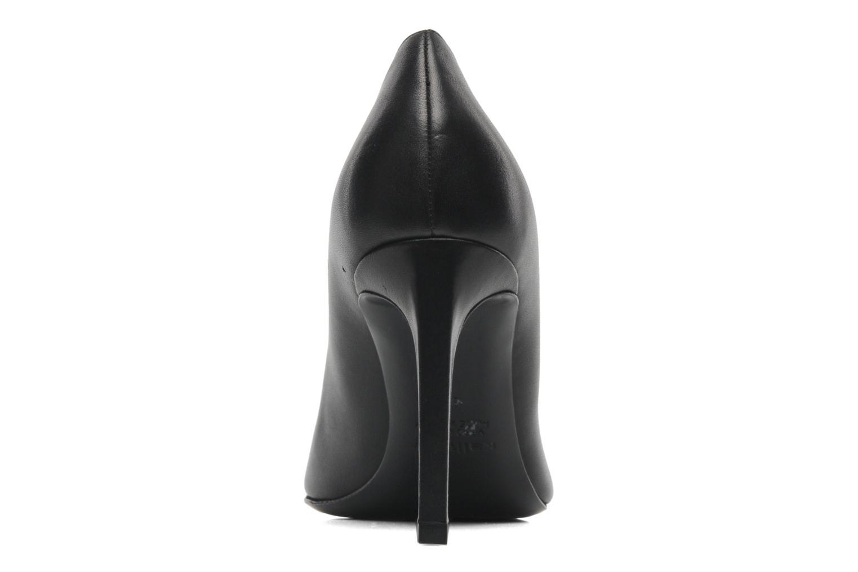 5069MOD Calf Leather Black + Strass Black