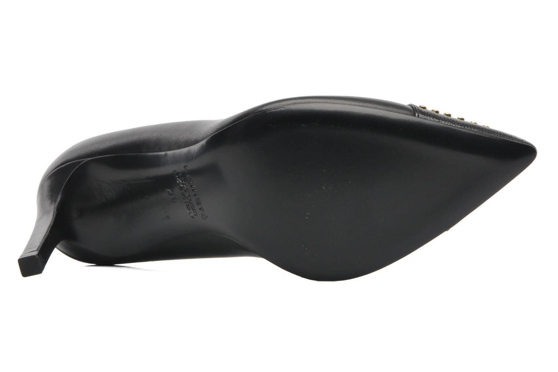 Escarpins Kallisté 5069MOD Noir vue haut