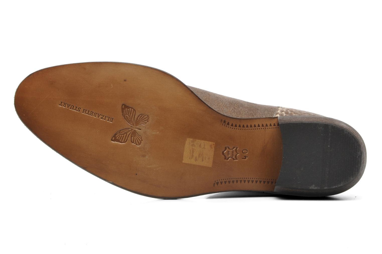 Bottines et boots Elizabeth Stuart Oman 591 Or et bronze vue haut