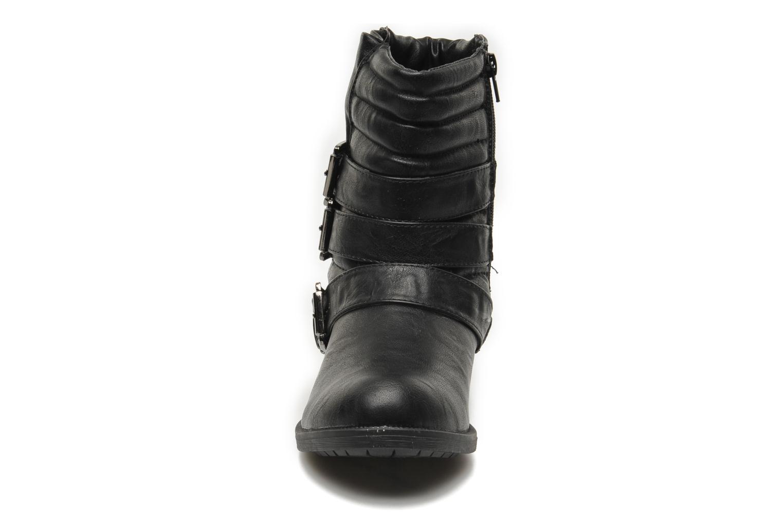 Stiefeletten & Boots Divine Factory D-stars schwarz schuhe getragen