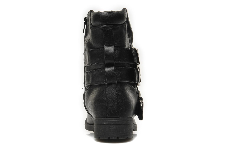 Stiefeletten & Boots Divine Factory D-stars schwarz ansicht von rechts