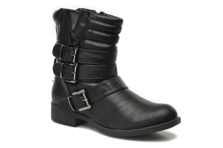 Stiefeletten & Boots Divine Factory D-stars schwarz detaillierte ansicht/modell