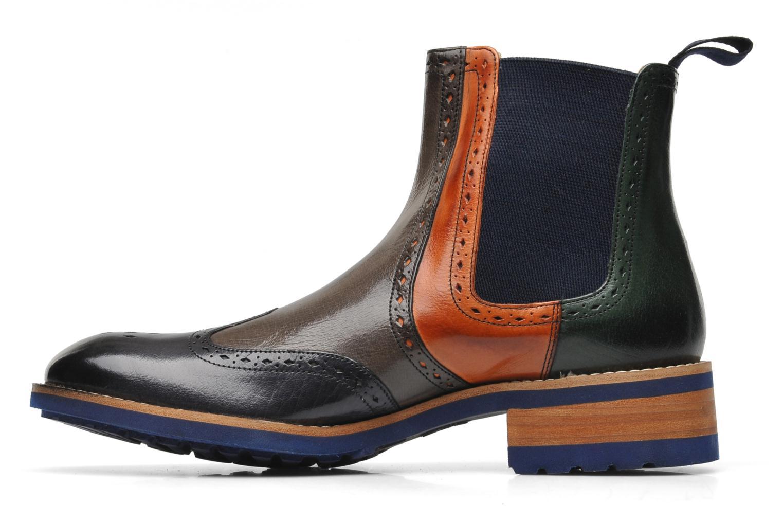Boots en enkellaarsjes Melvin & Hamilton Walter 9 Multicolor voorkant