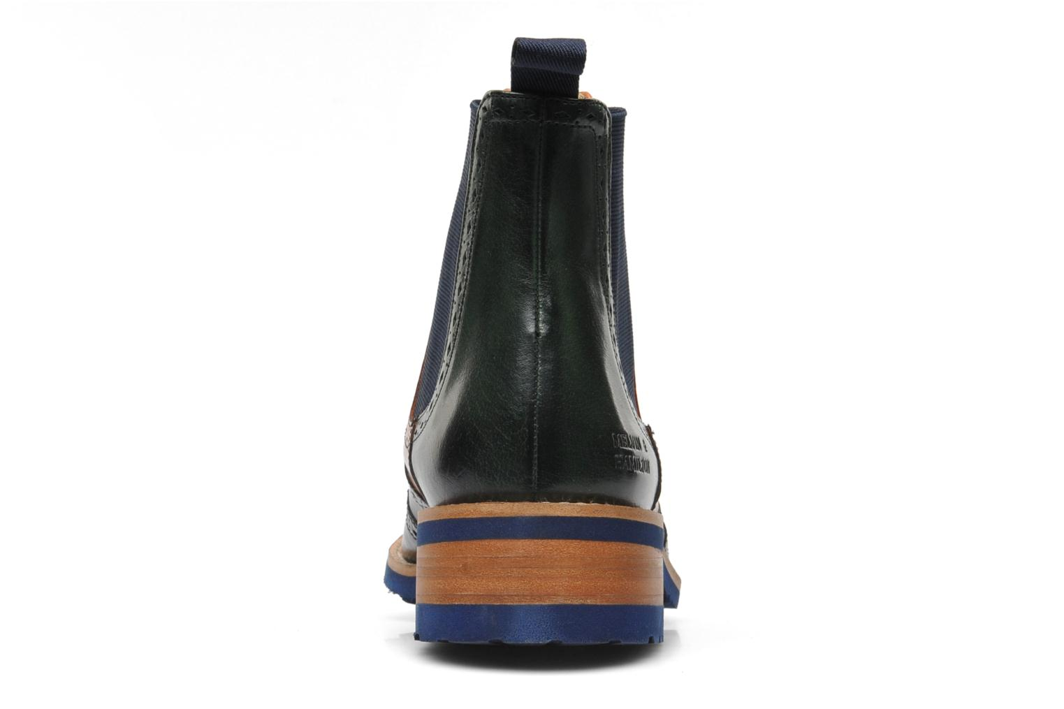 Walter 9 Classic Navy/Stone/Forest/Elast Navy/WL Blue