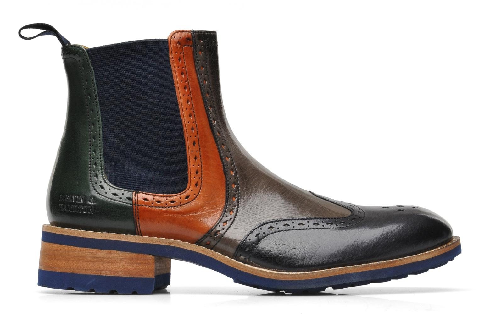Ankle boots Melvin & Hamilton Walter 9 Multicolor back view