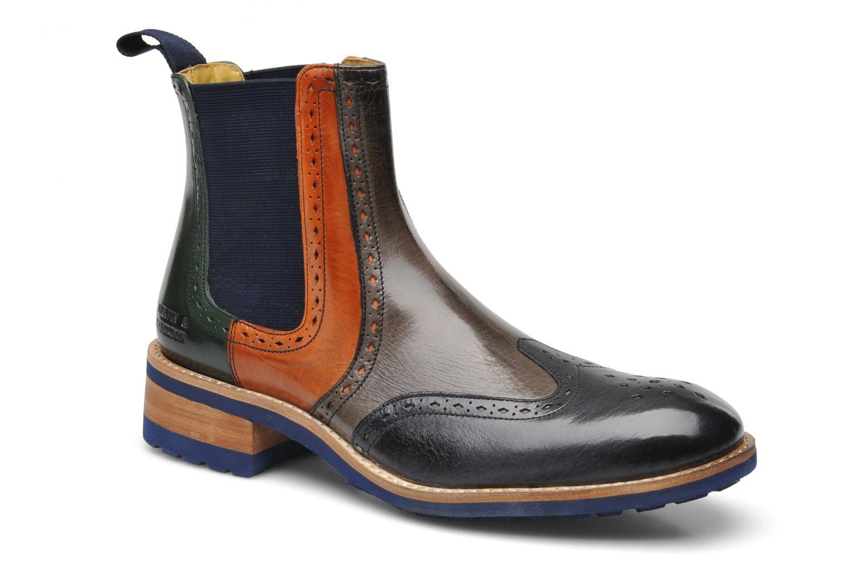 Boots en enkellaarsjes Melvin & Hamilton Walter 9 Multicolor detail