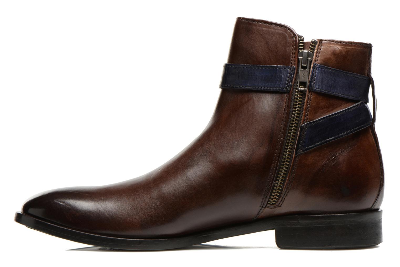 Bottines et boots Melvin & Hamilton Tom 6 Marron vue face