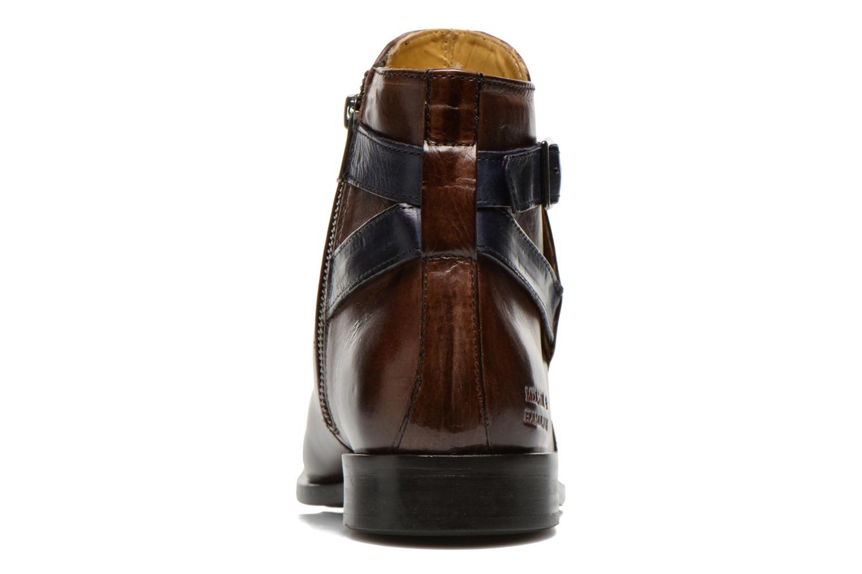 Bottines et boots Melvin & Hamilton Tom 6 Marron vue droite