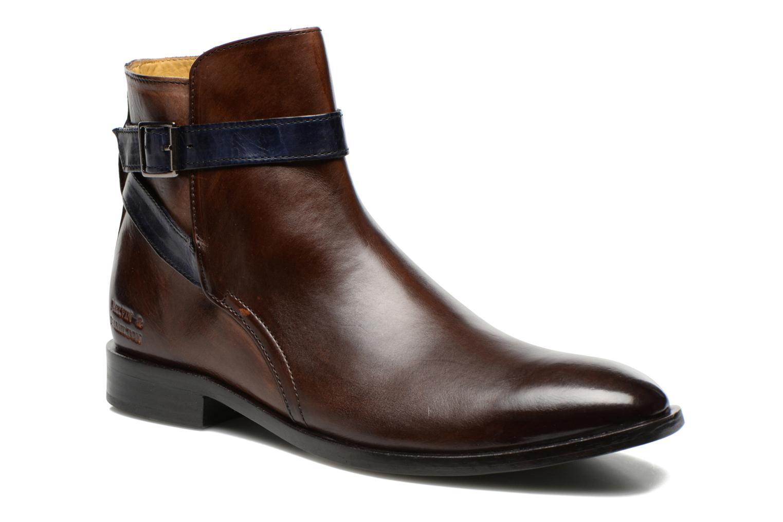 Bottines et boots Melvin & Hamilton Tom 6 Marron vue détail/paire