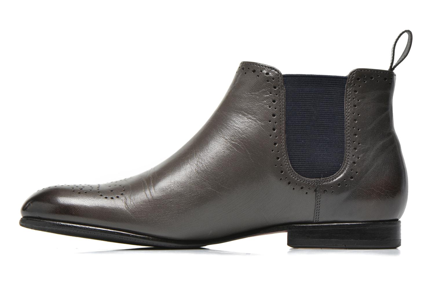 Ankle boots Melvin & Hamilton Sally 16 Blue front view