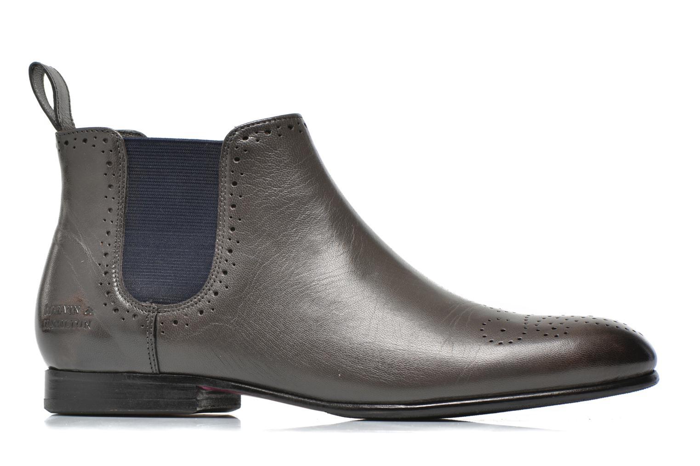 Boots en enkellaarsjes Melvin & Hamilton Sally 16 Blauw achterkant