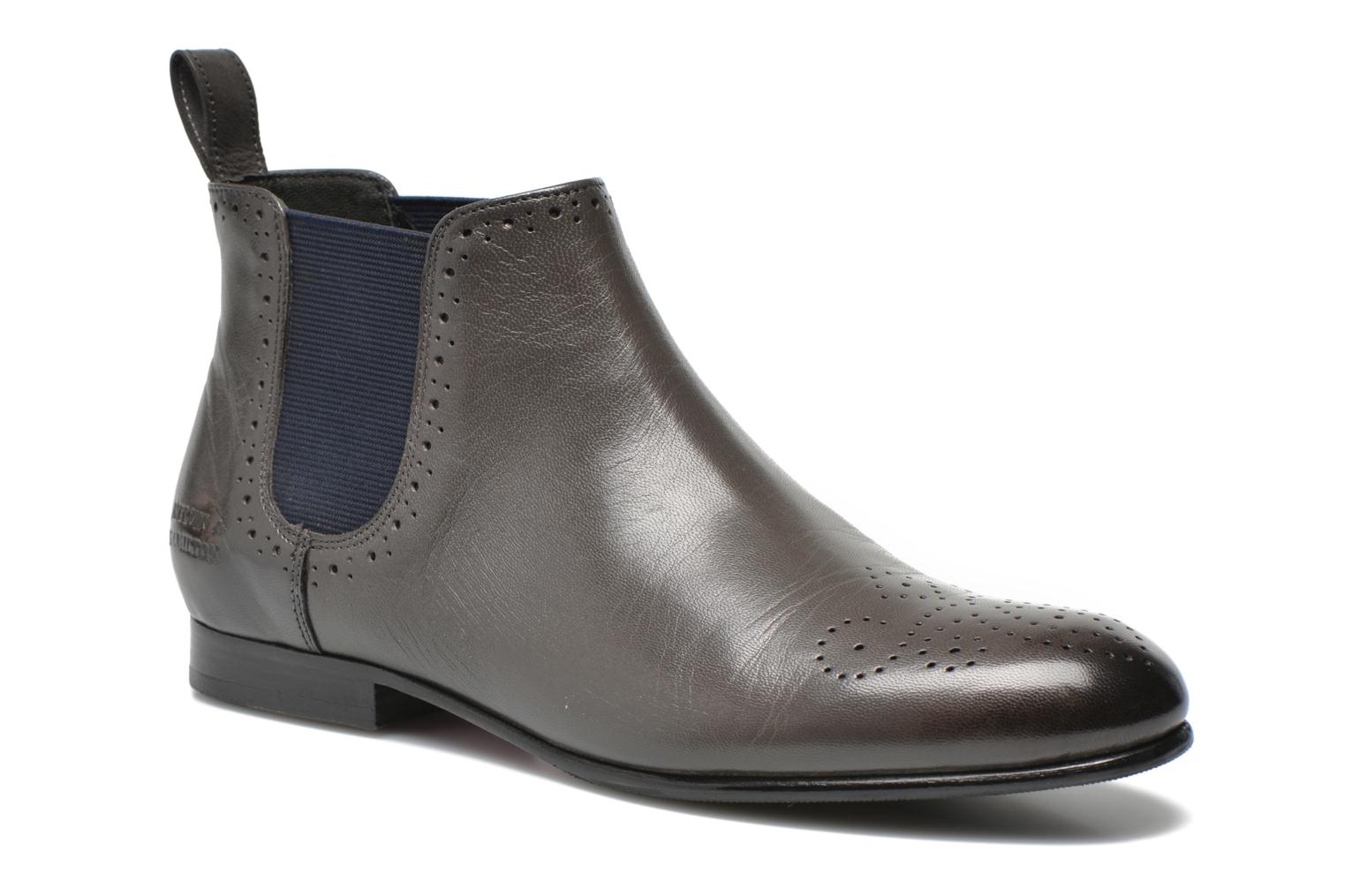 Ankle boots Melvin & Hamilton Sally 16 Blue detailed view/ Pair view
