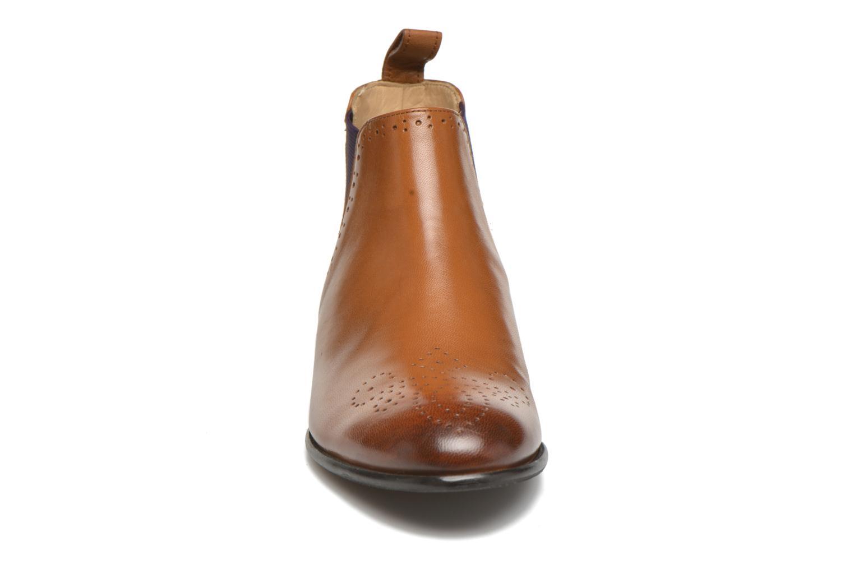 Boots Melvin & Hamilton Sally 16 Brun bild av skorna på