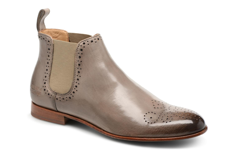 Melvin & Hamilton Sally 16 (Gris) - Bottines et boots chez Sarenza (321401)