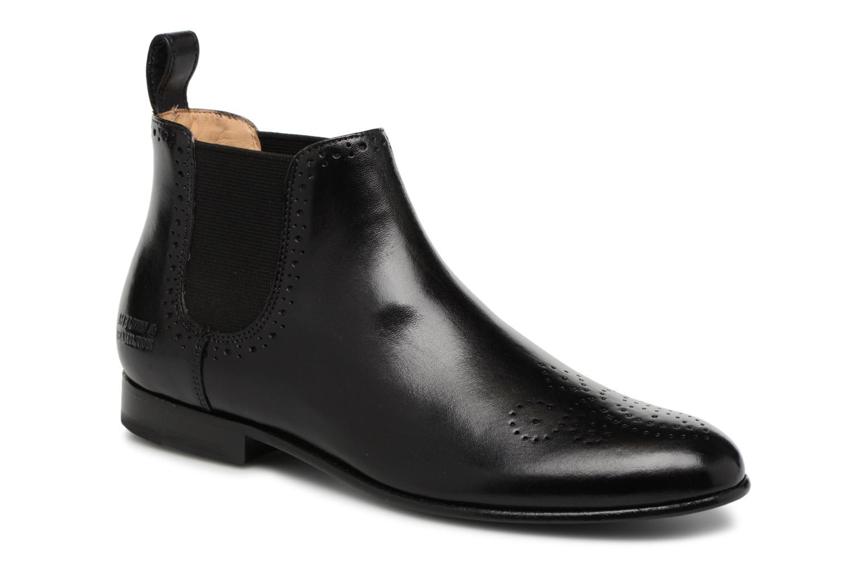 Grandes descuentos últimos zapatos Melvin & Hamilton Sally 16 (Negro) - Botines  Descuento