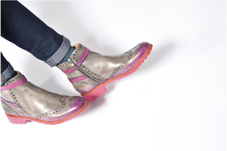 Bottines et boots Melvin & Hamilton Amelie 11 Multicolore vue bas / vue portée sac