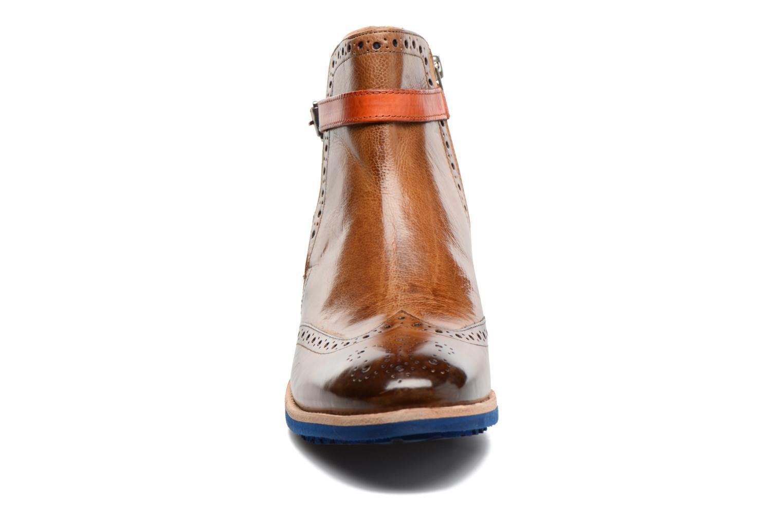 Bottines et boots Melvin & Hamilton Amelie 11 Multicolore vue portées chaussures