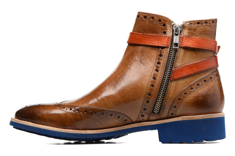 Boots en enkellaarsjes Melvin & Hamilton Amelie 11 Multicolor voorkant