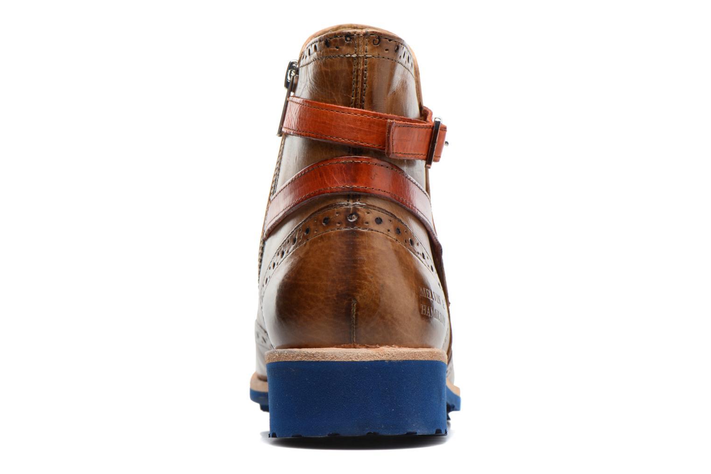 Bottines et boots Melvin & Hamilton Amelie 11 Multicolore vue droite