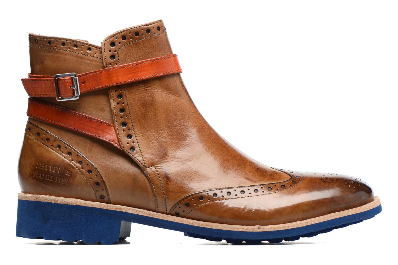 Boots en enkellaarsjes Melvin & Hamilton Amelie 11 Multicolor achterkant