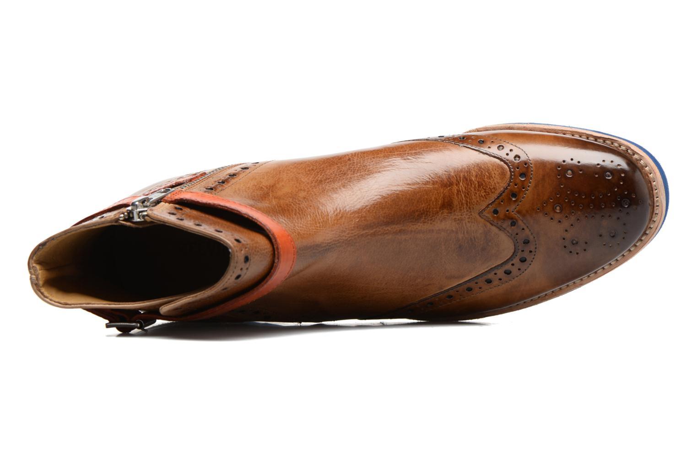 Bottines et boots Melvin & Hamilton Amelie 11 Multicolore vue gauche