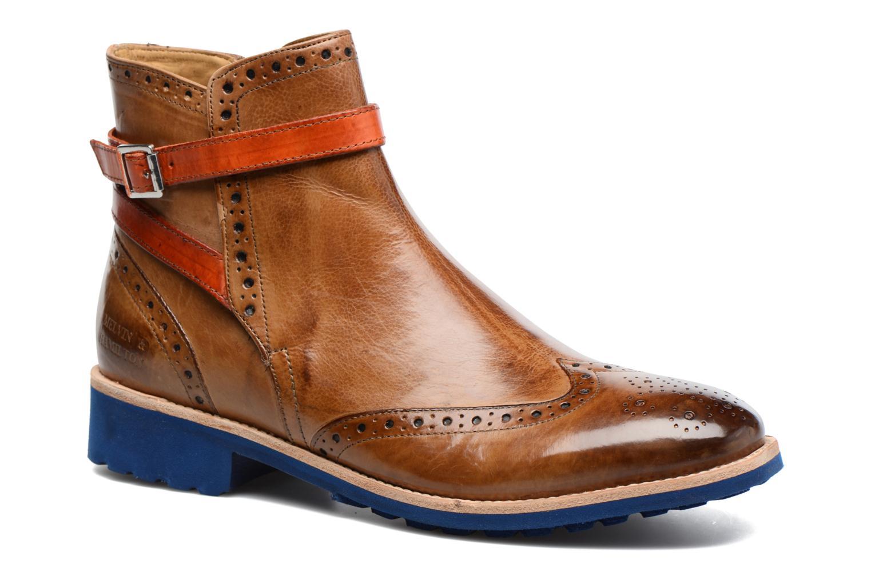 Bottines et boots Melvin & Hamilton Amelie 11 Multicolore vue détail/paire