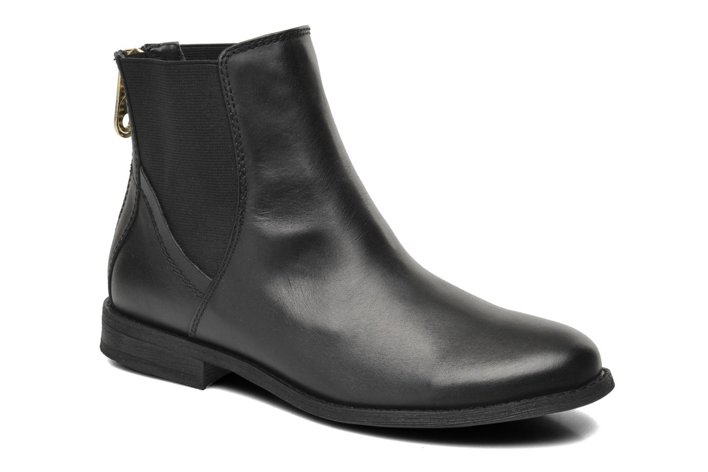 SAUMA Black Leather97