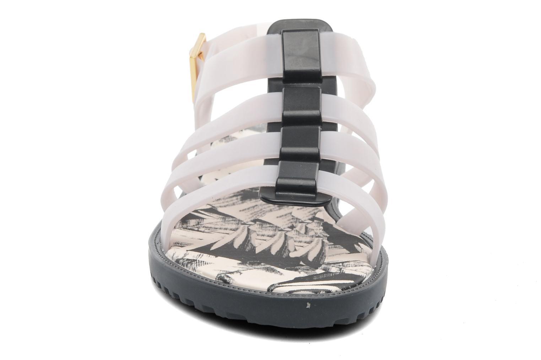 Sandales et nu-pieds Melissa Melissa Flox + Jason Wu Sp Ad Blanc vue portées chaussures