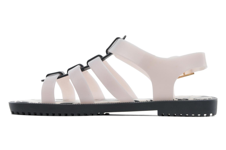 Sandales et nu-pieds Melissa Melissa Flox + Jason Wu Sp Ad Blanc vue face