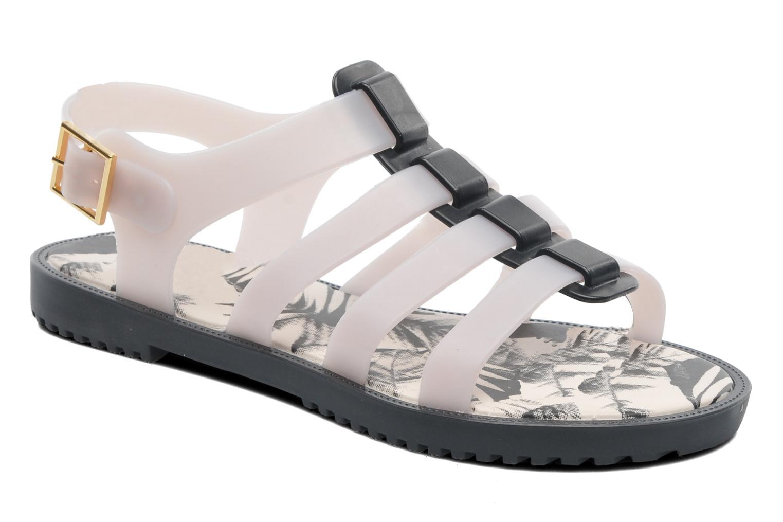 Sandales et nu-pieds Melissa Melissa Flox + Jason Wu Sp Ad Blanc vue détail/paire