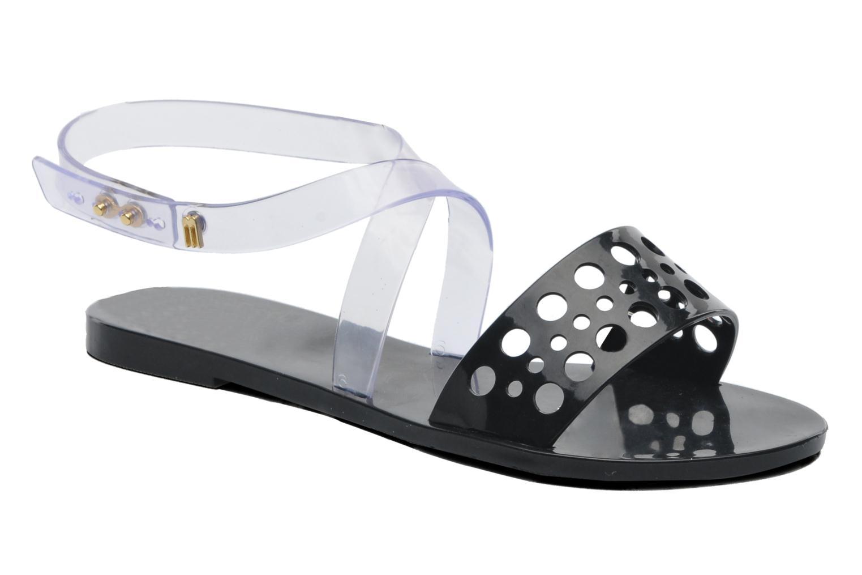 Sandaler Melissa Melissa Tasty Sp Ad Sort detaljeret billede af skoene