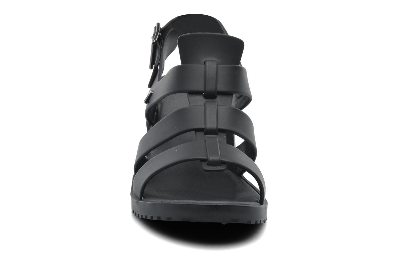Sandalen Melissa Melissa Flox High Sp Ad schwarz schuhe getragen