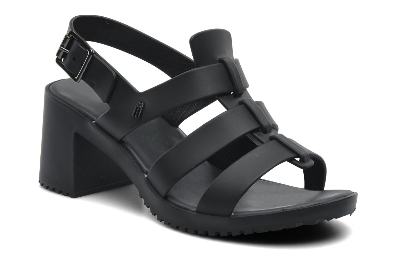 Sandalen Melissa Melissa Flox High Sp Ad schwarz detaillierte ansicht/modell