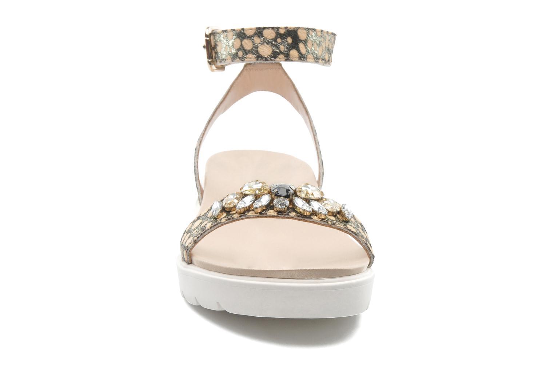 Sandales et nu-pieds Liu Jo Sandale Fussbett Nicole Multicolore vue portées chaussures