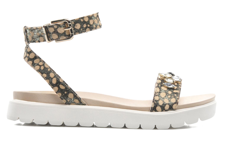 Sandales et nu-pieds Liu Jo Sandale Fussbett Nicole Multicolore vue derrière