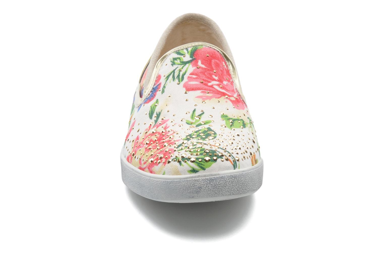 Baskets Liu Jo Slip on Jackie Multicolore vue portées chaussures