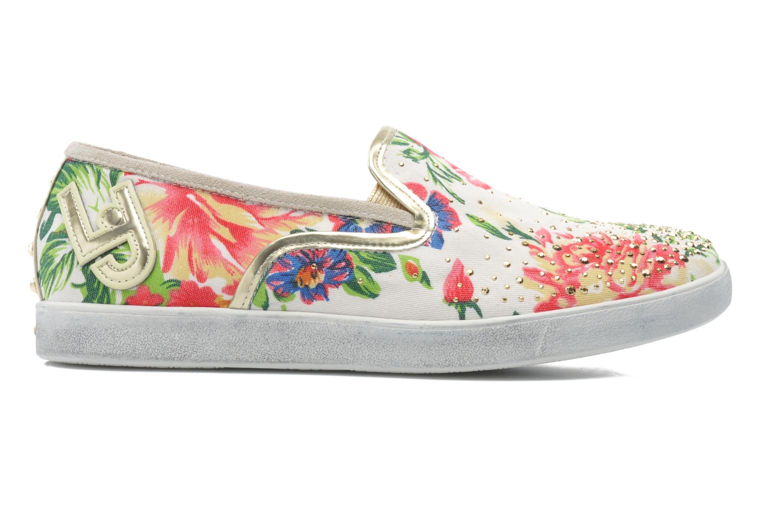 Slip on Jackie White cotton