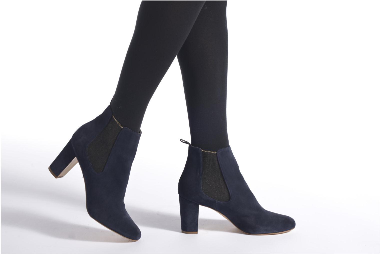 Stiefeletten & Boots Avril Gau Galf schwarz ansicht von unten / tasche getragen
