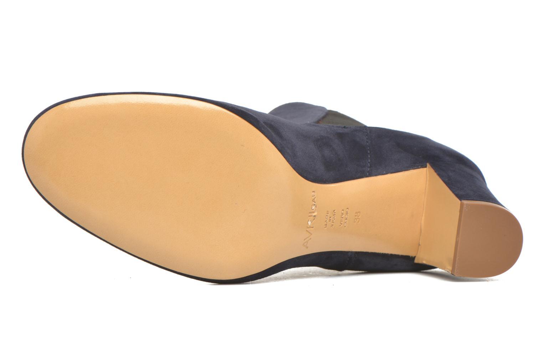 Boots en enkellaarsjes Avril Gau Galf Zwart boven