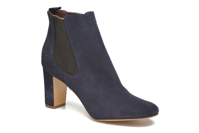 Boots en enkellaarsjes Avril Gau Galf Zwart detail