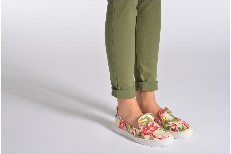 Sneaker Blowfish Vasa mehrfarbig ansicht von unten / tasche getragen