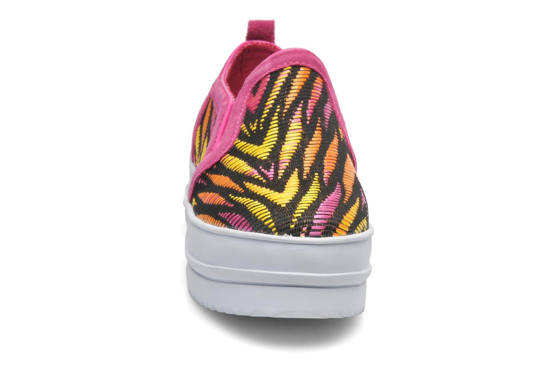 Sneaker Colors of California Bloom rosa schuhe getragen