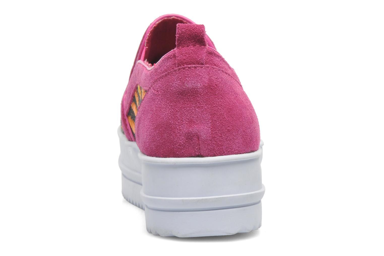 Sneaker Colors of California Bloom rosa ansicht von rechts