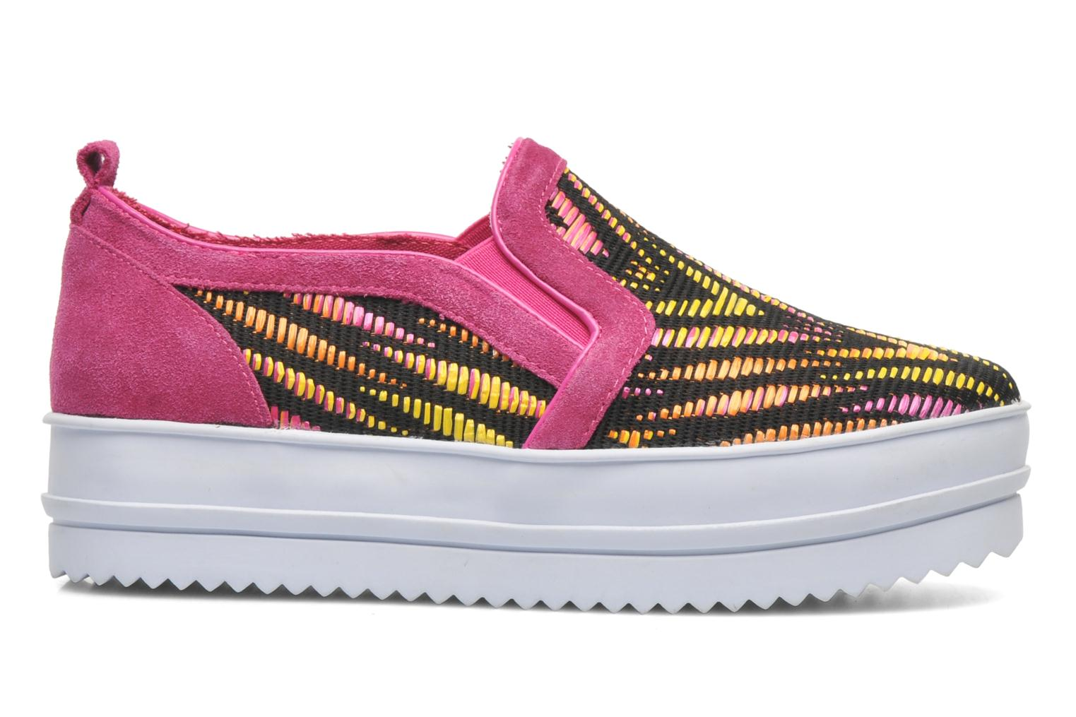 Sneakers Colors of California Bloom Roze achterkant
