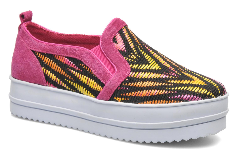 Sneaker Colors of California Bloom rosa detaillierte ansicht/modell